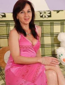 Slender 46 Year Old Jenny H from  Onlyover30 Relieving Nude in Here