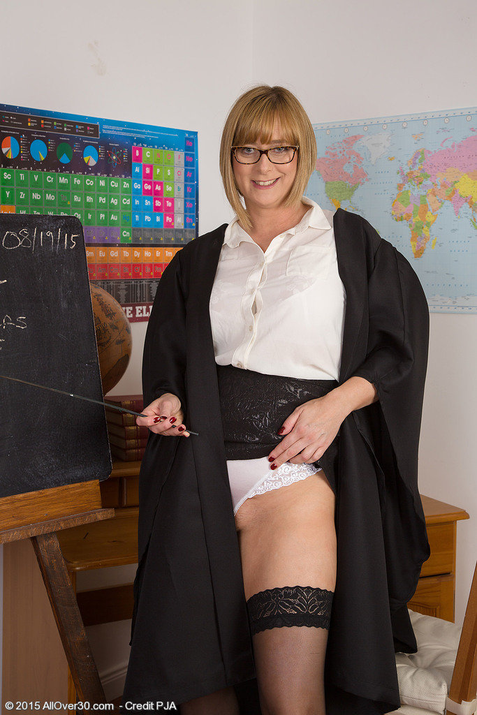 Insatiable Professor April Teaches You a Lesson You'll Never Forget…or else