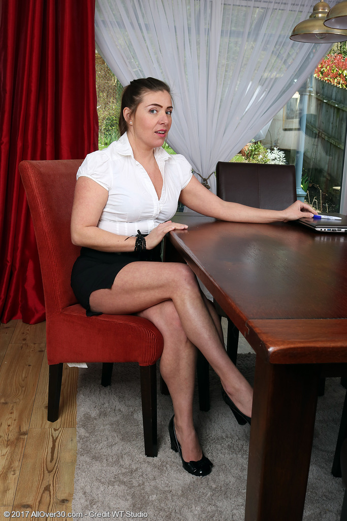 Slutty Secretary Karen