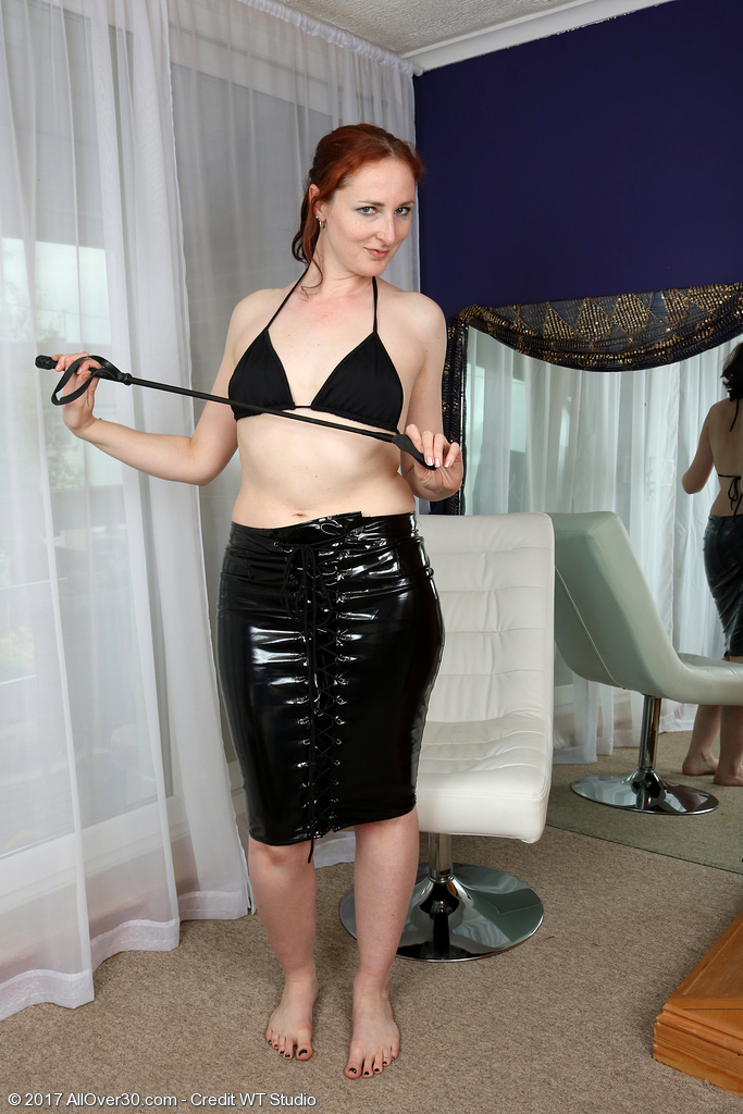 Hot Kinky Redhead Courtney Haze
