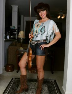 Ivana Enough  Super Horny Cowgirl