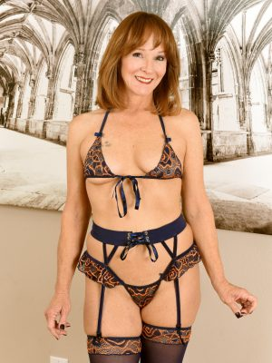 Cyndi Sinclair Sultry Lingerie