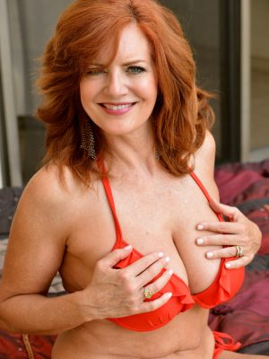 Andi James Successful Horny Redhead