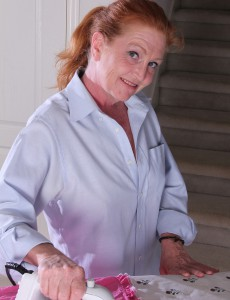Hot  Older Redheaded  Wifey Tami Estelle Cracks from Her Chores