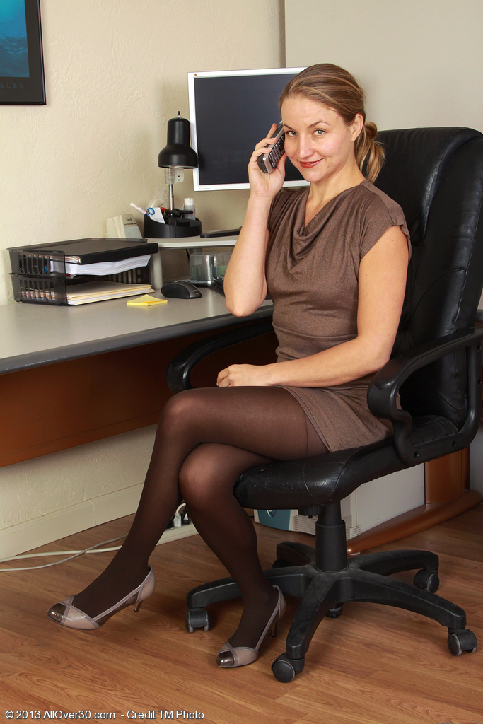 Thrilled Twenty One Year Old Gloria Can't Expect Until She's off the Phone to Play