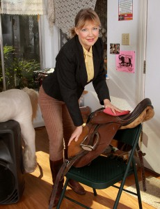 Alluring 53 Year Old Lilli Not Fast Takes off off Her Suit and Widens Her Box