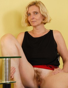 Think, that 30 year old blonde hairy pussy