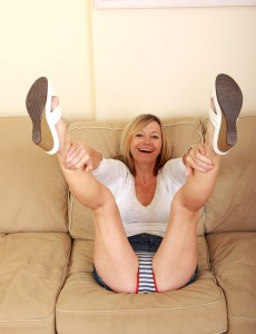 Amusing susie all over 30 mature are absolutely
