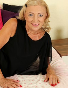 65 Year Old Kamilla from  Onlyover30 Proving That Old Damsels Are Sexy