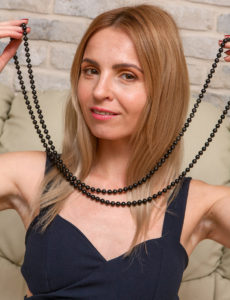 Lustful Margarita and Her Clitoris Necklace