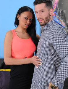 Bethany Benz Gets Her Taut Muff Smashed