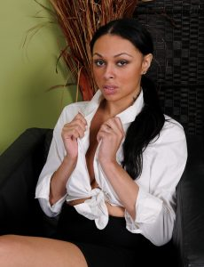 Hot Secretary Bethany Benz