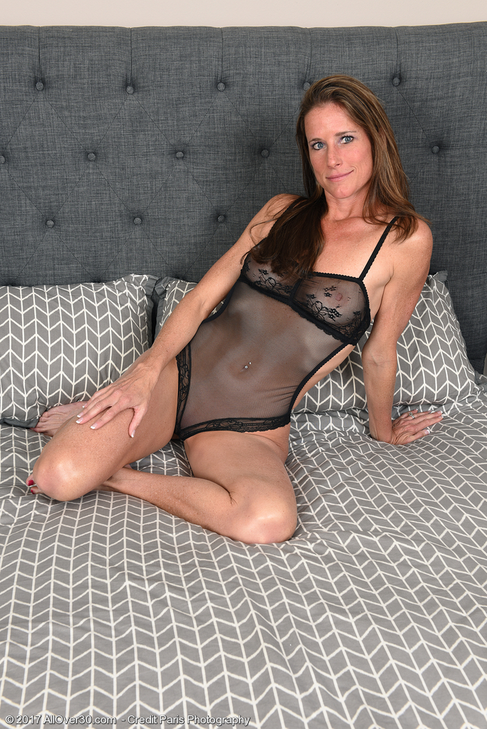Sofie Marie in Lacy Underware